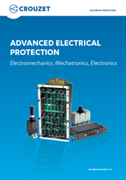 Crouzet Aerospace Electrical Protection Catalog