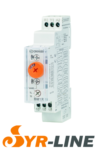 Timers Din Rail Mount